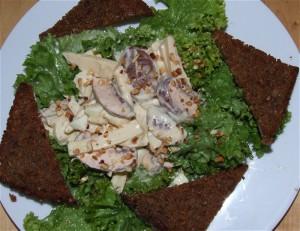 Salat Maasdam