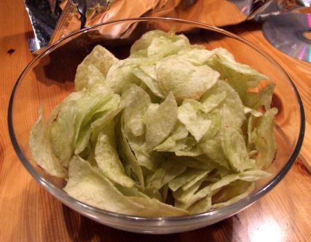 Die neuen Chio Chips Wasabi