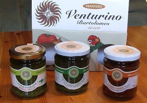 """Tris di Pesto Liguria"" von Bartolomeo-Venturino"