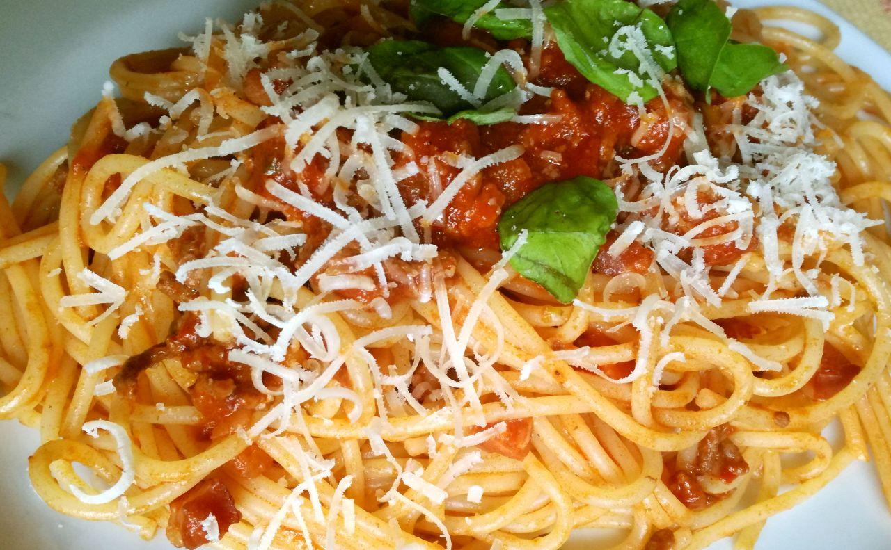 Foto: Spaghetti Bolognese