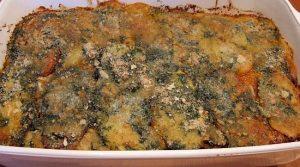 Libyscher Kartoffel-Hackfleisch-Auflauf (Mubattan Kusha)
