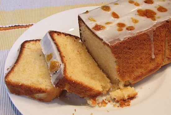 Foto: zitroniger Zitronenkuchen