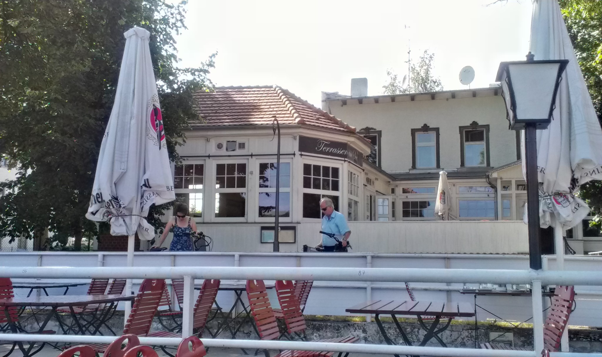 Terrassen am See Tegelort