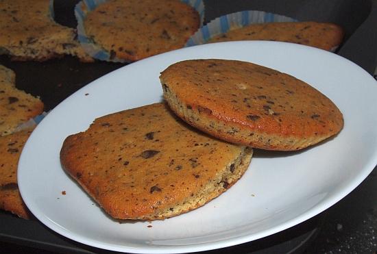 Fofo: Platt wie Flundern: Schoko-Orangen-Muffins
