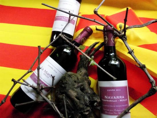 drei Bio-Rotweine von Alnatura
