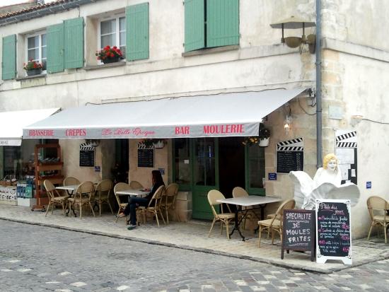 La Brasserie Belle Epoque