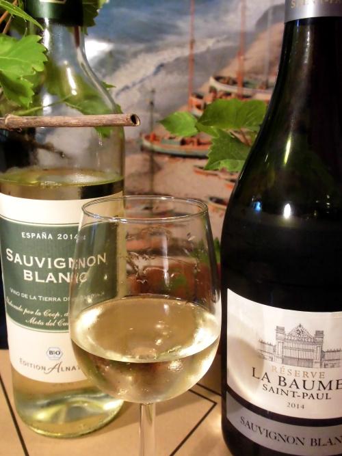 Sauvignon blanc, der Sommerwein!